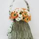 Букет невесты -сумочка